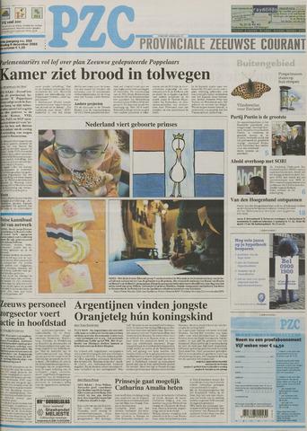 Provinciale Zeeuwse Courant 2003-12-09