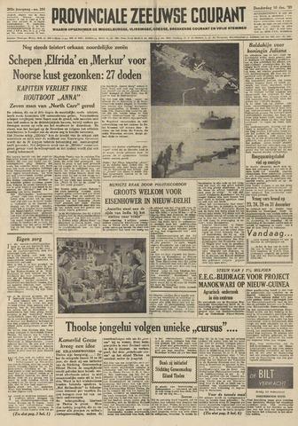 Provinciale Zeeuwse Courant 1959-12-10