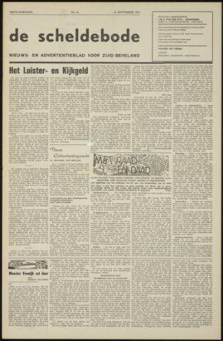 Scheldebode 1971-09-10