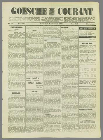 Goessche Courant 1932-11-09