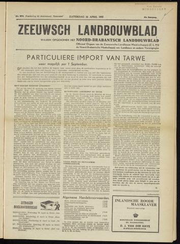 Zeeuwsch landbouwblad ... ZLM land- en tuinbouwblad 1955-04-16