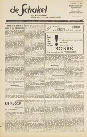 De Schakel 1963-01-25