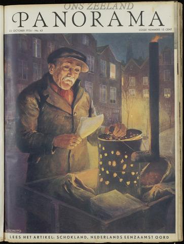 Ons Zeeland / Zeeuwsche editie 1936-10-22