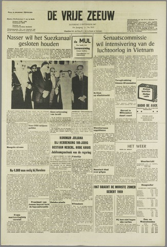 de Vrije Zeeuw 1967-09-02