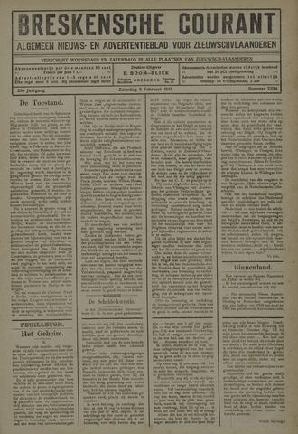 Breskensche Courant 1919-02-08