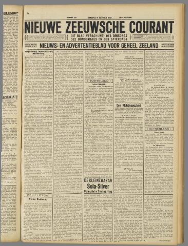 Nieuwe Zeeuwsche Courant 1932-10-18