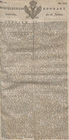 Middelburgsche Courant 1779-01-28
