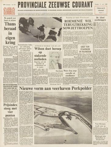 Provinciale Zeeuwse Courant 1966-05-17