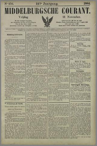 Middelburgsche Courant 1884-11-21