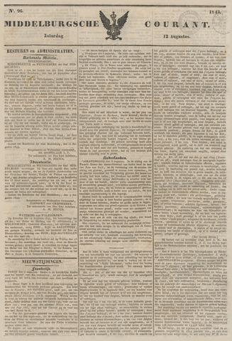 Middelburgsche Courant 1843-08-12