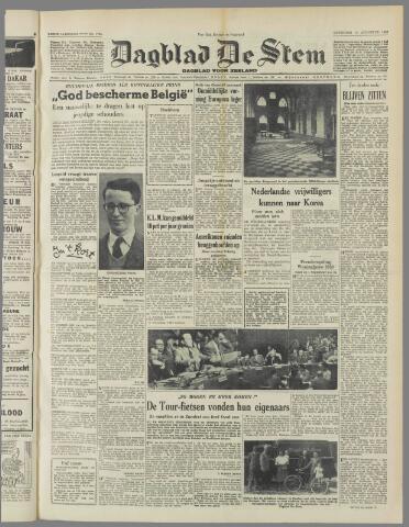 de Stem 1950-08-12