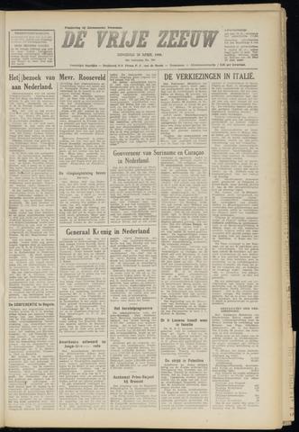 de Vrije Zeeuw 1948-04-20