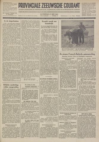 Provinciale Zeeuwse Courant 1941-05-17
