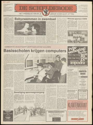 Scheldebode 1986-02-06