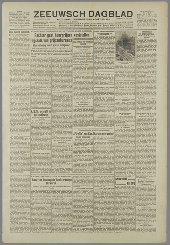 Zeeuwsch Dagblad 1950-01-21
