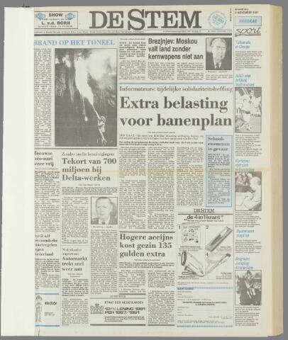 de Stem 1981-11-02