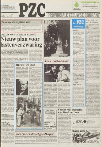 Provinciale Zeeuwse Courant 1986-07-05