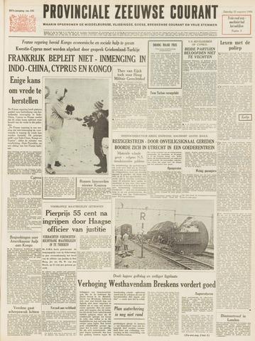 Provinciale Zeeuwse Courant 1964-08-15