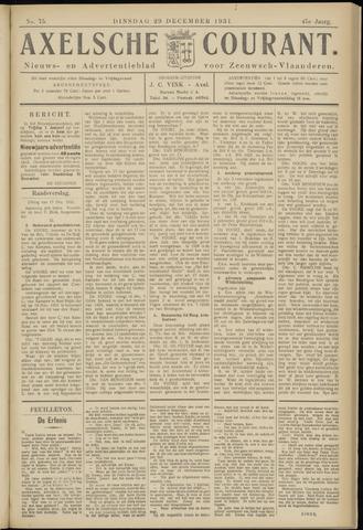 Axelsche Courant 1931-12-29