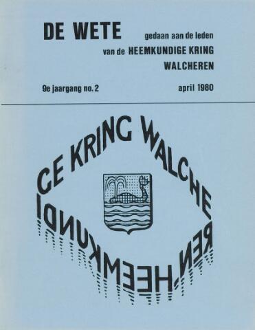 de Wete 1980-04-01