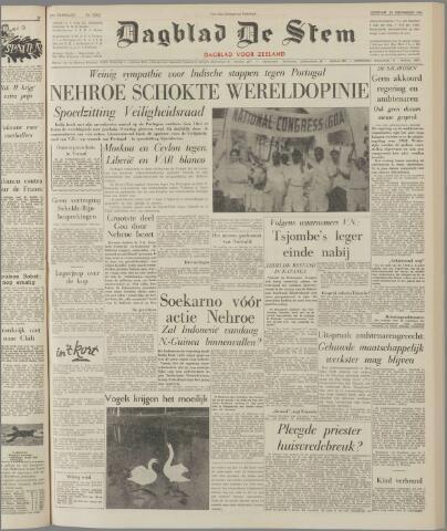de Stem 1961-12-19
