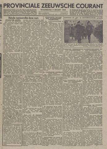 Provinciale Zeeuwse Courant 1943-03-03