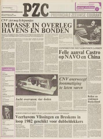 Provinciale Zeeuwse Courant 1979-09-04