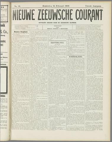 Nieuwe Zeeuwsche Courant 1906-02-15