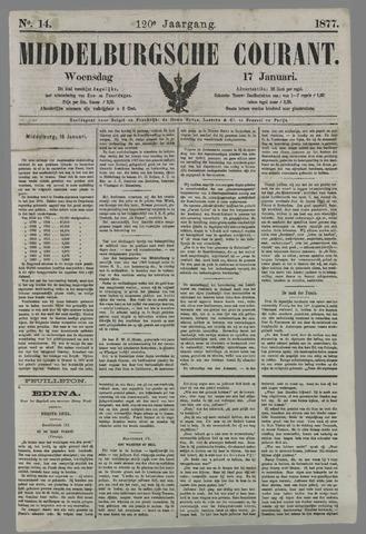 Middelburgsche Courant 1877-01-17