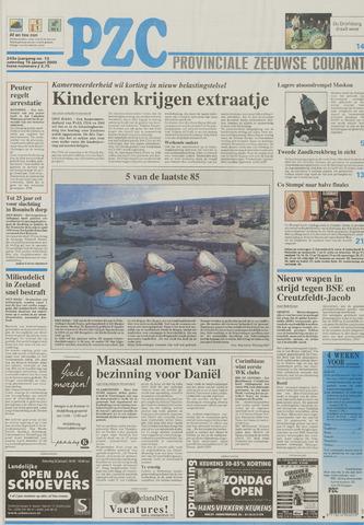 Provinciale Zeeuwse Courant 2000-01-15