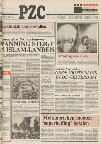 Provinciale Zeeuwse Courant 1979-11-22