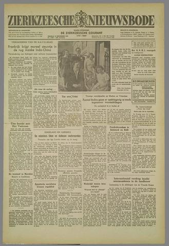 Zierikzeesche Nieuwsbode 1952-12-19