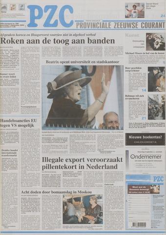 Provinciale Zeeuwse Courant 2004-09-01