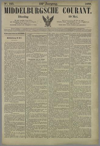 Middelburgsche Courant 1888-05-29