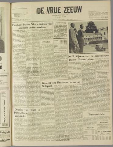 de Vrije Zeeuw 1961-10-10