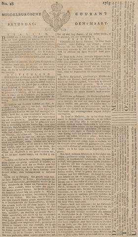 Middelburgsche Courant 1785-03-05