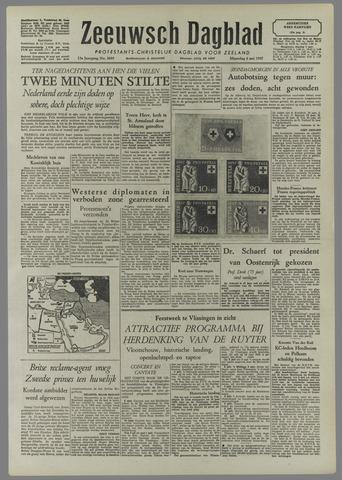 Zeeuwsch Dagblad 1957-05-06
