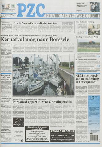 Provinciale Zeeuwse Courant 2000-08-05