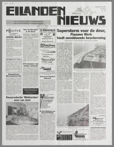 Eilanden-nieuws. Christelijk streekblad op gereformeerde grondslag 2004-02-27