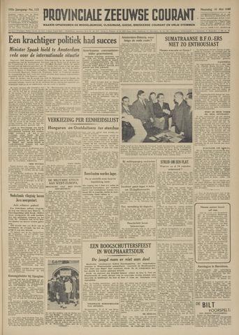 Provinciale Zeeuwse Courant 1949-05-16
