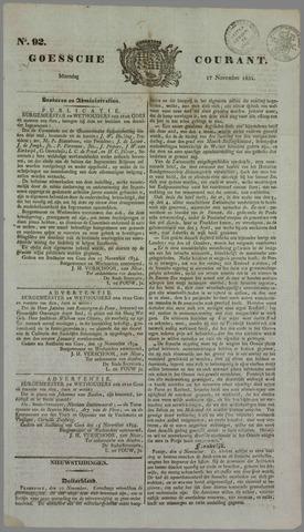 Goessche Courant 1834-11-17