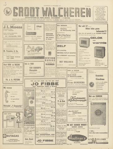 Groot Walcheren 1965-12-30