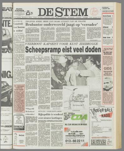 de Stem 1987-03-07