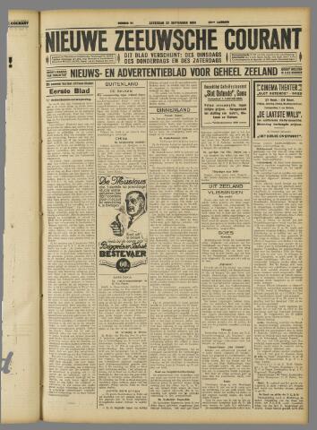 Nieuwe Zeeuwsche Courant 1928-09-22