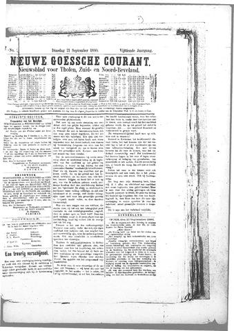 Nieuwe Goessche Courant 1880-09-21