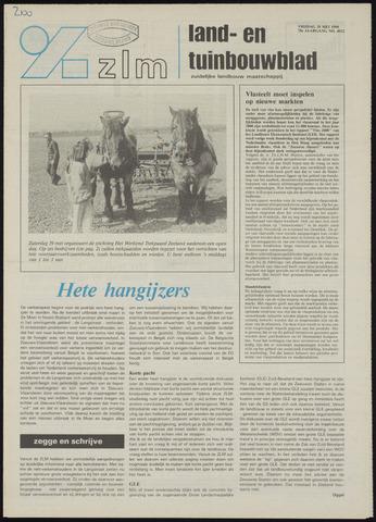 Zeeuwsch landbouwblad ... ZLM land- en tuinbouwblad 1990-05-18