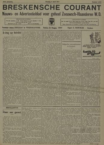 Breskensche Courant 1937-04-06