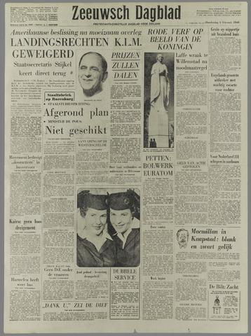 Zeeuwsch Dagblad 1960-02-04
