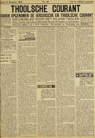 Ierseksche en Thoolsche Courant 1937-12-17