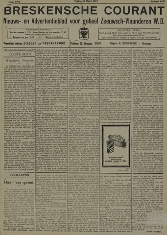 Breskensche Courant 1937-03-19